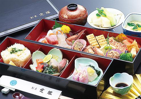 日本料理 定塚
